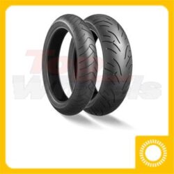 190/55 R 17 75 (W) BT023 REAR BRIDGESTONE