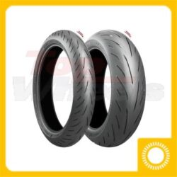 190/55 ZR 17 75 (W) S-22 POST BRIDGESTONE