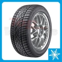 255/30 R 19 91 W XL SP WIN SPT 3D 3PMSF M&S DUNLOP