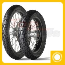 130/90 10 61 J TRAILMAX POST DUNLOP