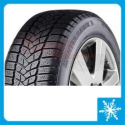 195/65 R 15 91 T WINTERHAWK 3 3PMSF M&S FIRESTONE