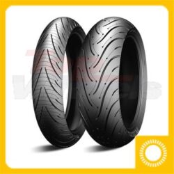 160/60 ZR 18 70 (W) PLT. ROAD 3 MICHELIN