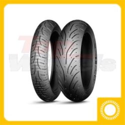180/55 ZR 17 73 (W) PLT. ROAD 4 POST MICHELIN