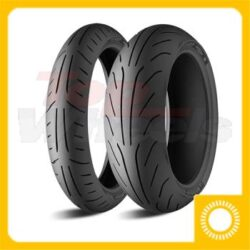 120/70 12 51 P POWER PURE SC A&P MICHELIN